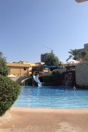 Abu Dhabi Sheraton Pool
