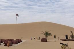 Abu Dhabi Wüstensafari Camp